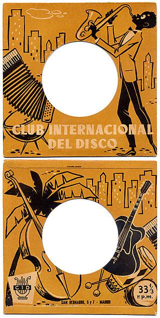 Club internacional del disco