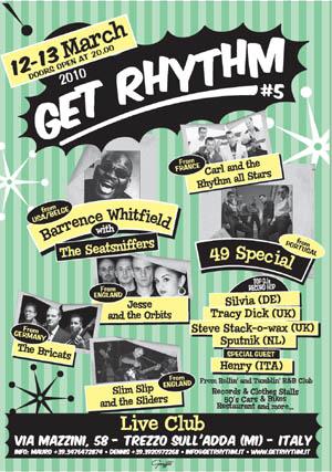 Get rhythm 5