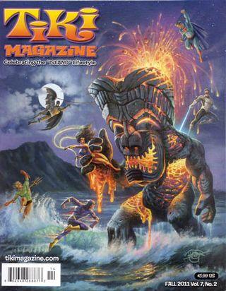 Tiki Magazine fall 2011
