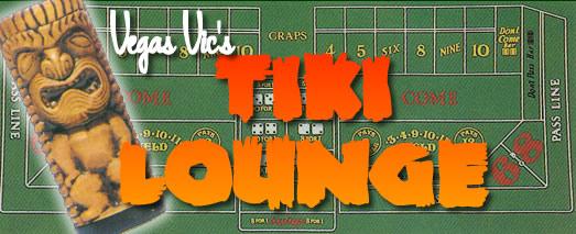 Vegas vics tiki lounge