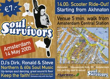 soul survivors 2005